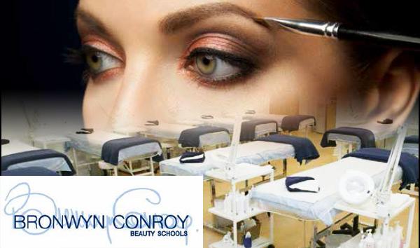 Bronwyn Conroy Beauty School and Anna Keely