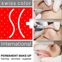 swiss color make up training in Galway